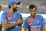 Tujhe sharam nahi aati: Rohit Sharma mocks Yuzvendra Chahal for making his father dance in a Tik Tok video