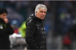 Five-subs 'awful' idea, says Atalanta coach Gasperini
