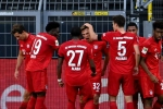 Borussia Dortmund 0-1 Bayern Munich: Kimmich's Klassiker strike extends leaders' advantage