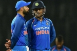 A large portion of me becoming captain was to do with Dhoni observing me for years: Kohli