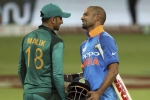 India Vs Pakistan: Shikhar Dhawan recalls how Pakistani fans sledged him during 2015 World Cup match in Australia