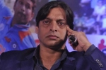 Shoaib Akhtar demands unconditional apology, Rs 10 million compensation as Tafazzul Rizvi drags him in court