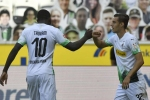 Borussia Monchengladbach 4-1 Union Berlin: Thuram takes a knee as Foals boost Champions League hopes