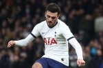 Tottenham's Parrott has appendix removed
