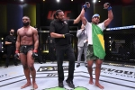 UFC on ESPN 9 results: Burns dominates Woodley in unanimous-decision win