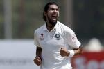 At this phase of my career, I am enjoying my cricket: Ishant