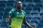 I'm not short-tempered: South Africa speedstar Kagiso Rabada