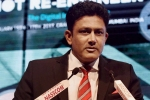 Anil Kumble gives blue print to restart cricket: Altered pitches, bio-safe zone for players
