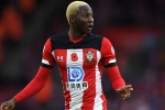 Southampton attacker Djenepo hoping to become 'next Sadio Mane'