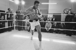 Muhammad Ali: The night 'The Greatest' shuffled towards perfection