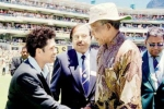 Sachin Tendulkar evokes Nelson Mandela's words: 'Sports has the power to change the world'