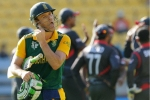 AB de Villiers says 2015 World Cup heartbreak played huge role in sudden retirement decision