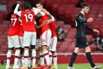 Arsenal 2-1 Liverpool: Champions to miss out on record points haul after loss