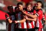 Southampton 1-0 Manchester City: Adams and McCarthy the heroes for Saints