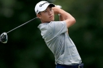 Morikawa leads as Spieth battles at Muirfield Village