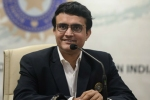 Sourav Ganguly clarifies: 'No domestic, junior cricket until Covid 19 flattens'