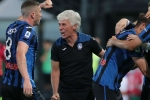 Gasperini dismisses Scudetto talk after Atalanta's ninth straight Serie A win
