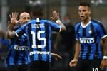 Inter 3-1 Torino: Second-half comeback spares Handanovic's blushes