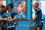 Inter 6-0 Brescia: Nerazzurri thrash Serie A strugglers