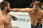 Kattar makes his case for UFC title shot as Volkanovski watches on