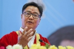 Ministry will continue to help needy former sportspersons: Rijiju