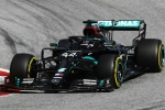 Styrian Grand Prix: Hamilton storms to first win of the season as Ferrari duo crash