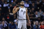 Spurs' Patty Mills donating entire salary from restart to BLM organisations