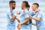Mahrez goal sees Man City break new ground in Premier League