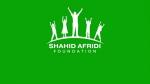 Shahid Afridi Foundation logo to feature on Pakistani kits in England tour