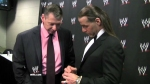 Vince McMahon sees WWE SmackDown new boy as young Shawn Michaels