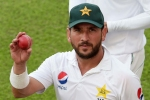 Pakistan leg-spinner Yasir Shah pins hopes on Googly to torment England