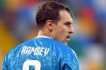 Ramsey agents dismiss rumour Pirlo wants midfielder out of Juventus