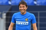 Conte preaches unity as Inter eye Europa League glory