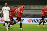 Manchester United 1-0 Copenhagen: Fernandes penalty finally relieves Red Devils' frustration