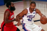 NBA regular season concludes as 76ers, Raptors and Clippers win