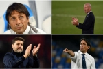 Juventus sack Sarri: Pochettino, Zidane and the contenders to take over at the Bianconeri