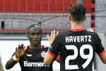 Bayer Leverkusen 1-0 Rangers 4-1 agg: Diaby strike rubber-stamps clash with Inter
