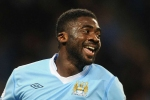 Toure prays Man City end long wait for Champions League glory