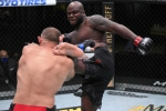 UFC on Vegas 6 results: Lewis earns record-making KO over Oleinik