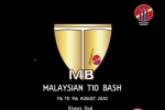 Malaysia T10 Bash: Full schedule, teams, players list, timing, live streaming details