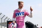 Mercedes considered Hulkenberg when signing Hamilton - Brawn
