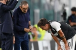 Dybala a doubt to face Lyon, Sarri impressed with rested Ronaldo