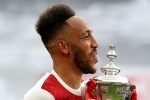 Arteta hopes to 'build squad around Aubameyang' as Arsenal boss plays down exit talk