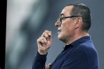 BREAKING: Juventus FC sack coach Maurizio Sarri after the Champions League exit