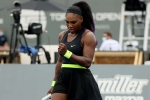 Serena to face Venus as Stephens' struggles continue