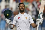 England vs Pakistan 1st Test: Shan Masood proved himself against a tough attack: Misbah