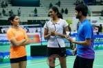 PV Sindhu, Sai Praneeth, N Sikki Reddy resume training after coronavirus-forced break