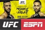 UFC Vegas 7: Munhoz battles Edgar in bantamweight thriller on August 22