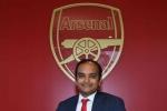 India-born Vinai Venkatesham takes over as Arsenal football head after Raul Sanllehi departure