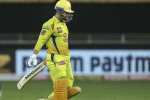 IPL 2020: 4 reasons why Chennai Super Kings are sinking fast